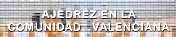 Ajedrez Comunidad Valenciana