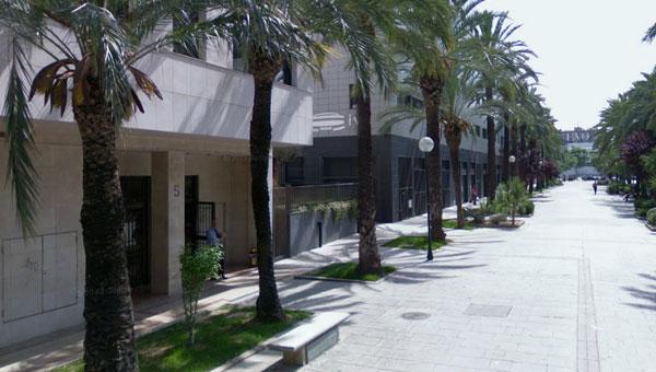 foto calle de la federación de ajedrez