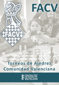 Re-encuentros 3ª Fase @ Club Ajedrez Alicante
