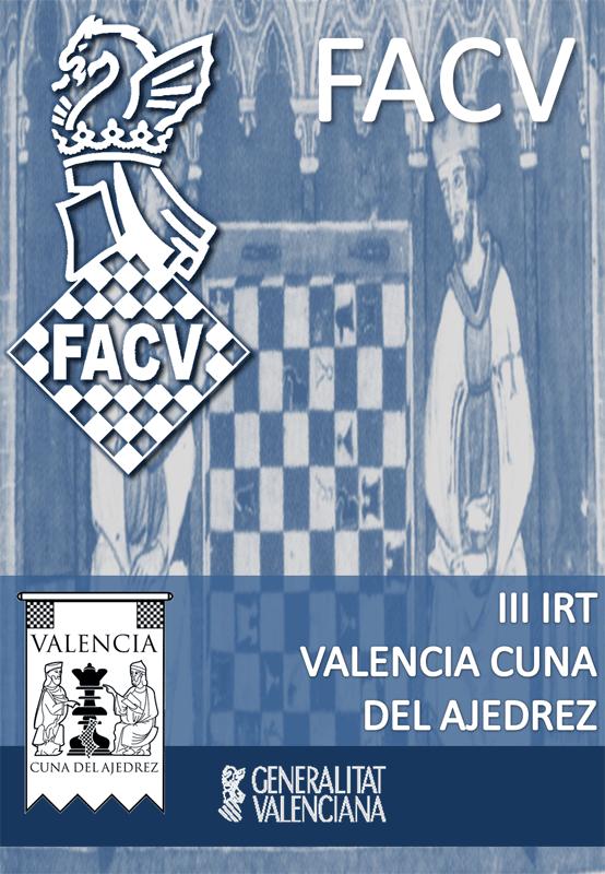 III IRT VALENCIA CUNA AJEDREZ