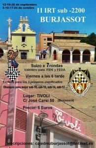 IRT BURJASSOT S-2200 @ TIVOLI | Burjasot | Comunidad Valenciana | España