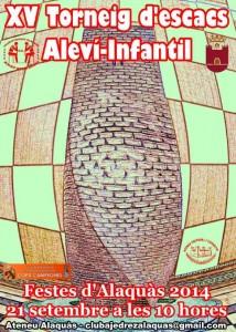 XV TORNEO INFANTIL ALAQUAS @ Ateneu Cultural i Esportiu | Alaquàs | Comunidad Valenciana | España