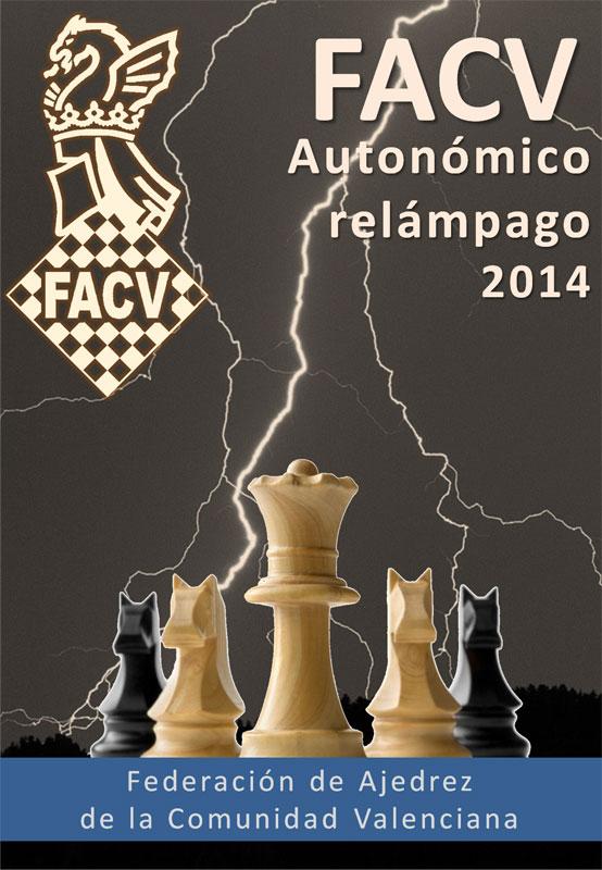 AUTONOMICO RELAMPAGO AJEDREZ