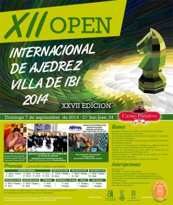 XXII OPEN IBI @ Casino Primitivo de Ibi   Ibi   Comunidad Valenciana   España