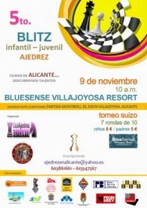 V BLITZ INFANTIL ALICANTE @ Hotel BlueSense Villajoyosa Resort | Villajoyosa | Comunidad Valenciana | España