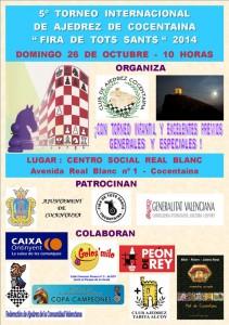 OPEN COCENTAINA @ Centro Social Real Blanc | Cocentaina | Comunidad Valenciana | España