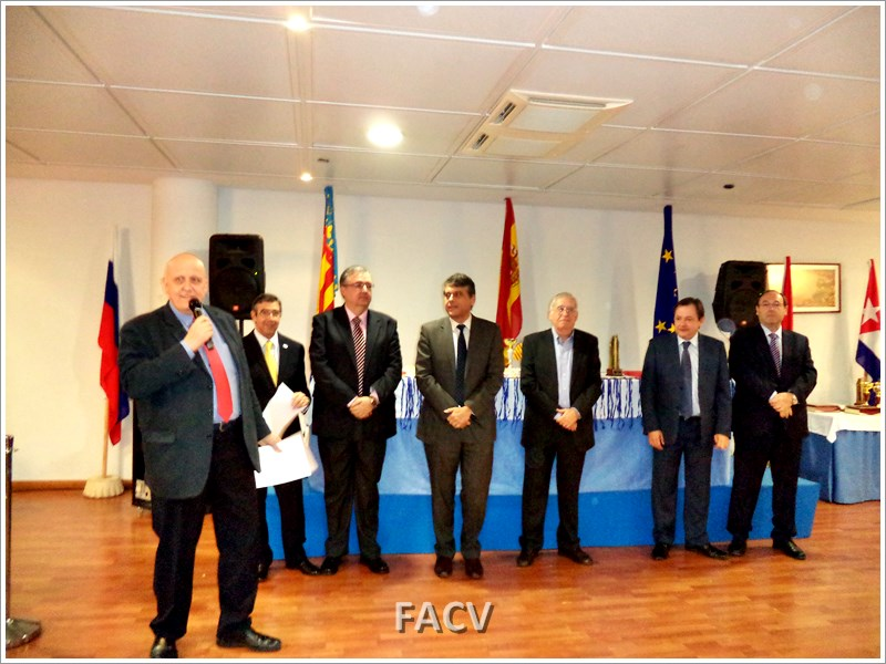 Leontxo García, Luis BArona, Javier Ochoa, Alfonso Pedraza, Ramón Padullés