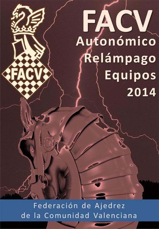autonomico equipos relámpago 2014