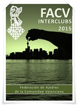 INTERCLUBS AJEDREZ 2015