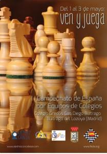 CAMPEONATO ESPAÑA EQUIPOS COLEGIOS @ Colegio Gredos San Diego de Buitrago del Lozoya | Buitrago | Comunidad de Madrid | España