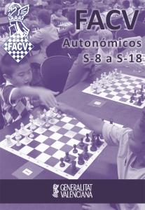 torneo autonómico ajedrez subs