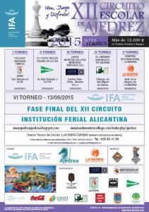 circuito ifa 2015