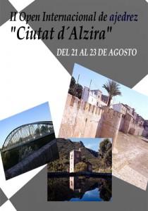 OPEN CIUTAT ALZIRA @ Casal Fester | Alzira | Comunidad Valenciana | España