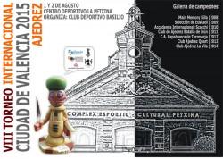 torneo ajedrez ciudad de valencia