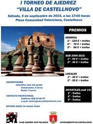 VILLA DE CASTELLNOVO @ Castellnovo | Comunidad Valenciana | España