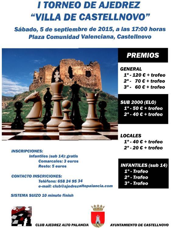 ajedrez castellnovo