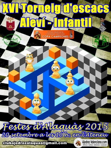 Torneo infantil Alaquas