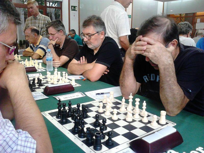 nacional ajedrez veterano