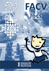 jocs ajedrez comunidad valenciana