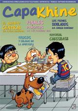 revista de ajedrez capkhine