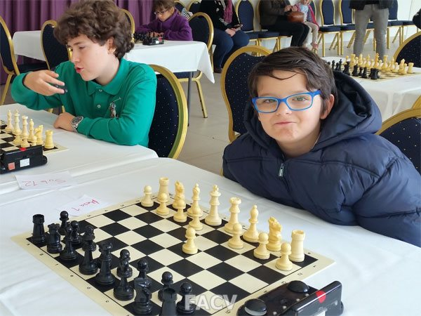 torneo ajedrez castellón provincial