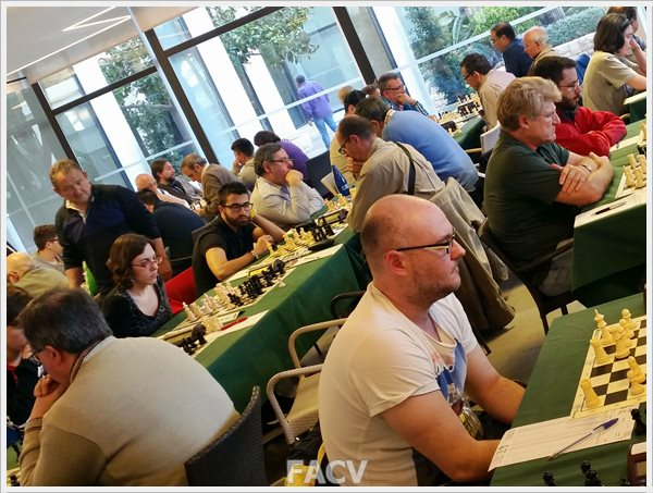 torneo ajedrez autonomico comunidad valenciana