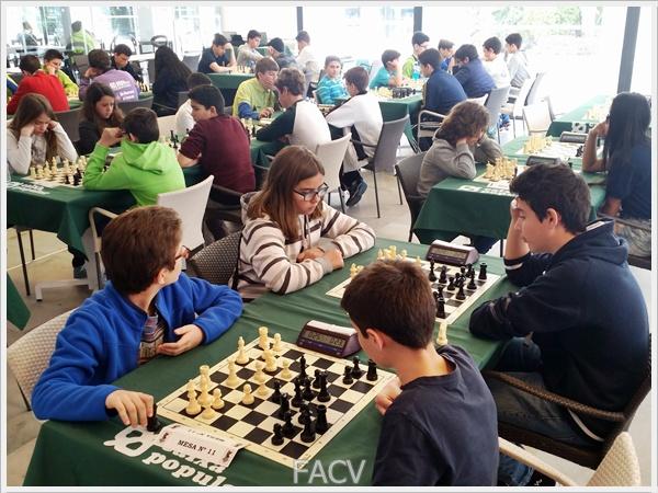 torneo ajedrez escolar valencia
