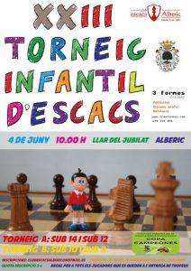 ALBERIC INFANTIL @  Llar del Jubilat | Alberic | Comunidad Valenciana | España