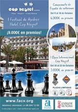 CAMPEONATO DE ESPAÑA VETERANO @ Hotel Cap Negret | Altea | Comunidad Valenciana | España