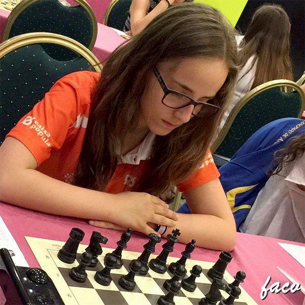nacional ajedrez sub 18