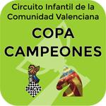 COPA CAMPEONES AJEDREZ INFANTIL COMUNIDAD VALENCIANA
