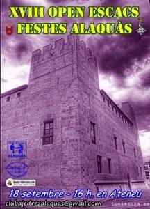 OPEN ALAQUAS @ Ateneu Cultural i Esportiu | Alaquàs | Comunidad Valenciana | España