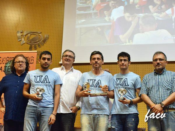 torneo ajedrez por equipos en valencia