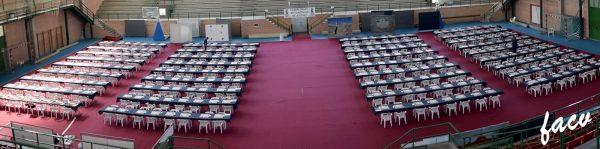 sala torneo ajedrez