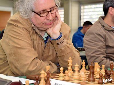Carlos García, Maestro Internacional de ajedrez