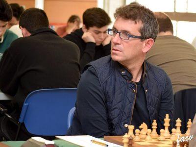 José Torres campeón de ajedrez de Valencia