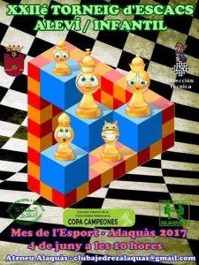 torneo ajedrez infantil alaquas