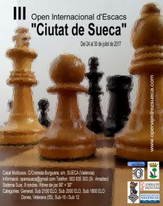 open internacional ajedrez sueca valencia