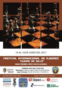 Torneo Ajedrez Silla, Valencia