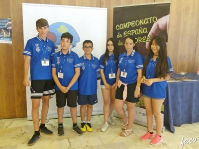 campeonato españa ajedrez sub14