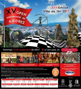 Torneo Ajedrez Ibi Alicante