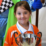 Diana Quintana campeona ajedrez