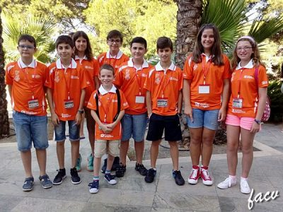 campeonato españa ajedrez sub-12