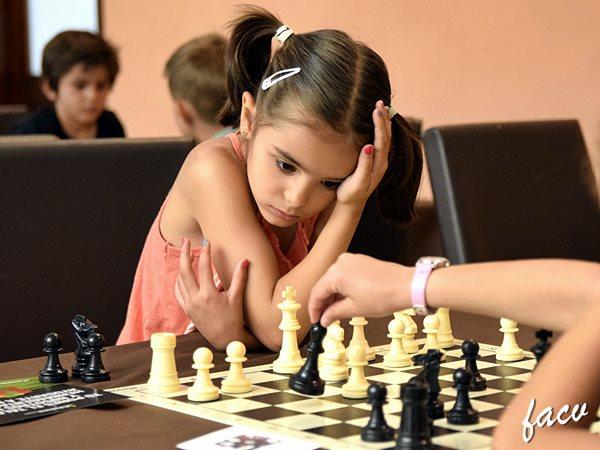 jugadora de ajedrez