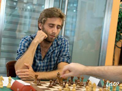 jugador ajedrez Comunidad Valenciana