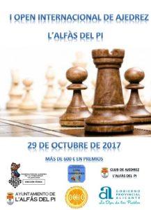 OPEN INTERNACIONAL L'ALFÀS DEL PI @ Centro Social de la Playa del Albir  | l'Alfàs del Pi | Comunidad Valenciana | España