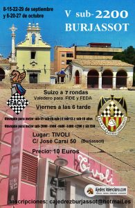 SUB-2200 BURJASSOT @ Centro Cultural TIVOLI | Burjassot | Comunidad Valenciana | España