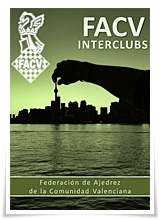clubes ajedrez Comunidad Valenciana torneo España