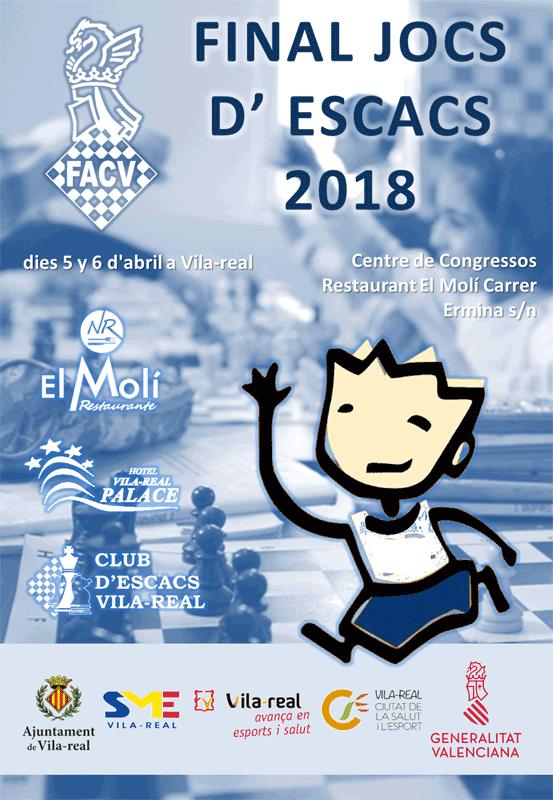 cartel final jocs escacs