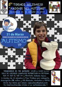 torneo ajedrez amigos autismo